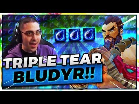BLUDYR JUNGLE | TRIPLE TEAR BUILD MELTED THIS NOCTURNE!!!! - Trick2G