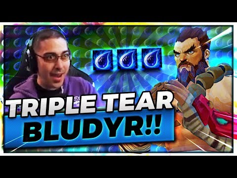 BLUDYR JUNGLE | TRIPLE TEAR BUILD MELTED THIS NOCTURNE!!!! - Trick2G