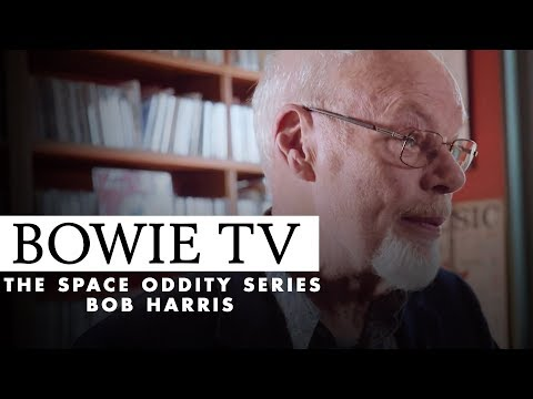 Bowie TV: Bob Harris on his friendship with David Bowie in the 1960s