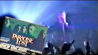 Paradise Lost - Milano 10.11.1997