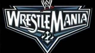 Wrestlemania 22 theme song by shinedown