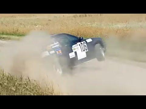 25  Grabfeld Rallye 2018 Action, Drifts WP1