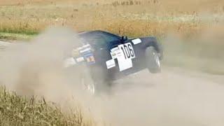 25  Grabfeld Rallye 2018 Action, Drifts WP1 Mp3