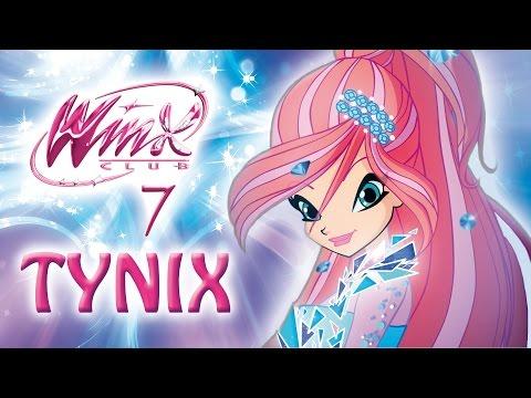 Winx Club - Saison 7 - La transformation Tynix !