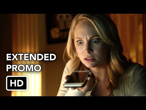 The Vampire Diaries - Season 8 Promo #3: The Devil (HD)