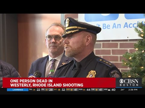 Police Give Preliminary Account Of Westerly, R.I. Shooting