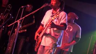Dr. Klaw - The Same Thing (Sly Stone cover) 11/9/12 Bear Creek Music Festival