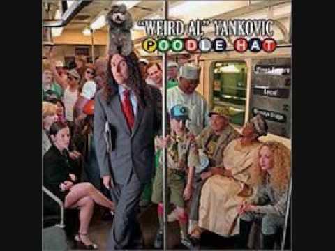 "Ode to a Superhero by ""Weird Al"" Yankovic"