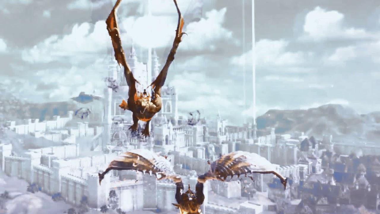 Riders Of Icarus Fishing