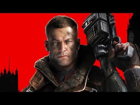 Нарезка стрима - Wolfenstein: The New Order