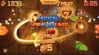 Com how to get the best blade in fruit ninja golden ember blade