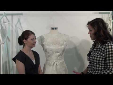 Interview With Wedding Dress Designer Jessica Fontaine At New York Bridal Market
