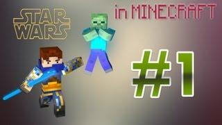 Star Wars in Minecraft - Ep. 1 - Обустраиваемся
