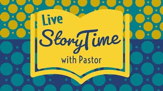 "Story Time With Pastor: ""The Berenstain Bears and the Sitter"""