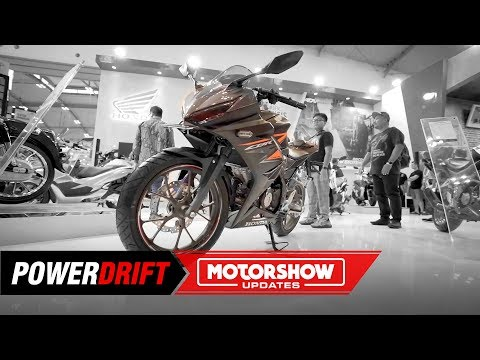 Honda CBR 150R & CB 150R : Should The R15 Be Worried? : GIIAS 2019 : PowerDrift