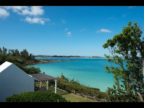 Exclusive Waterfront Home in Bermuda