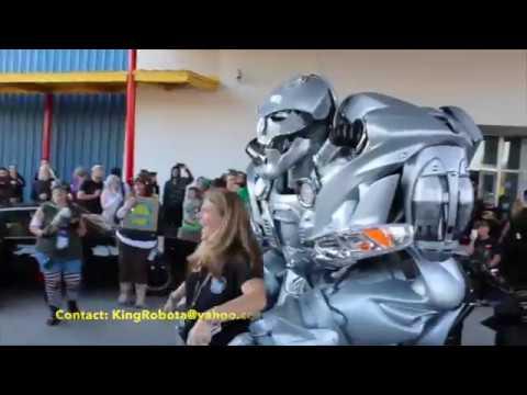 BEST F1 Robot EVER! ¡El mejor robot de F1 NUNCA!