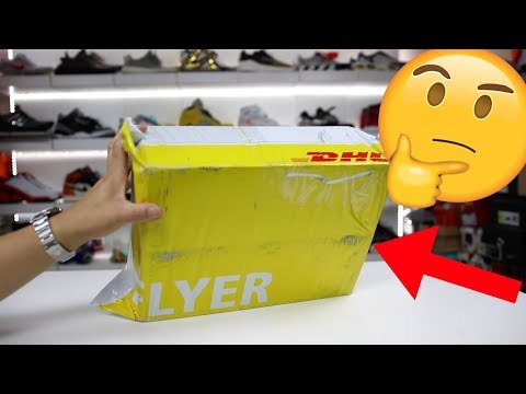 Unboxing EXPENSIVE FAKE 'OFF WHITE' AIR JORDAN 1, THIS IS WHAT I GOT..