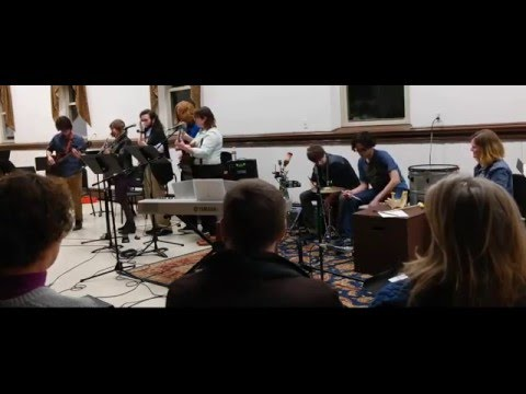 Spoonman by Soundgarden cover - Meridian Academy band 4/2016