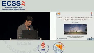 Muscle stem cells in skeletal muscle atrophy and hypertrophy - Dr. Verdijk
