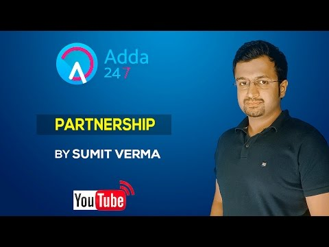Partnership by Sumit Verma