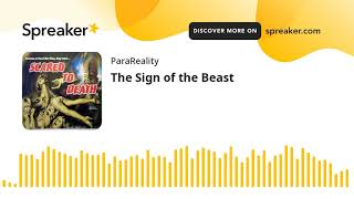 The Sign of the Beast