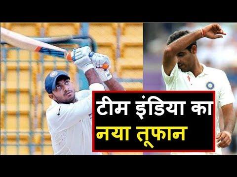 IND Vs SL: Meet Vijay Shankar, the latest entry to India`s Test squad | Headlines Sports