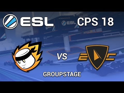 ESL CPS18 | MnM Gaming vs. E-Corp