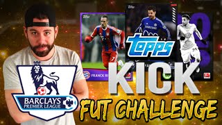 Topps KICK FUT Challenge #2 - BPL Squad Builder - Trading ADVICE! - FIFA 15 Ultimate Team