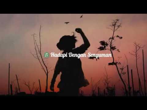 Hadapi Dengan Senyuman - Dewa 19 -- Cover By Tami Aulia Lirik