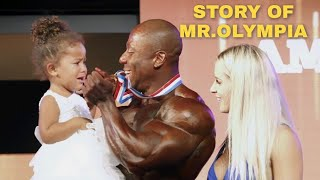 THE NEW MR. OLYMPIA 2018- SHAWN RHODEN !