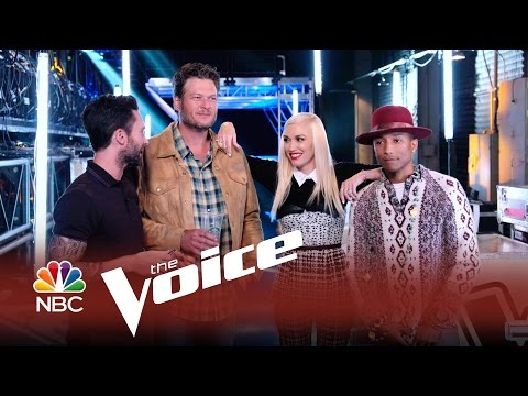 The Voice 2014 - What You Didn't See (Highlight)