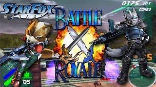 Battle Royale - Battle Royale | Star Fox Assault | Episode 3 (GCN)