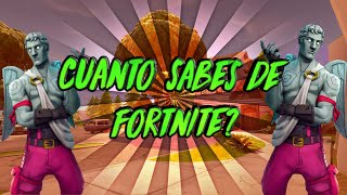 FORTNITE EXTREME LEVEL QUIZ!! HOW MUCH DO YOU KNOW ABOUT FORTNITE? **VERY DIFFICULT**