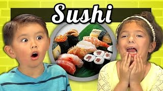 KIDS vs. FOOD - SUSHI