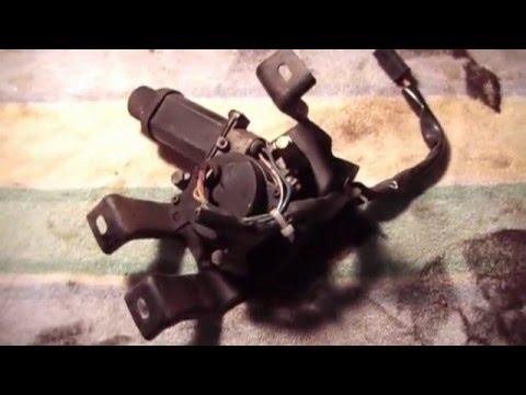 93 97 Ford Probe Headlight Motor Assy Youtube