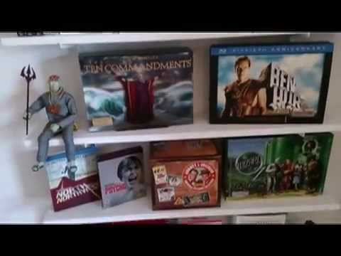 Big 6000 Dvd Blu Ray Collection Storage Solution Youtube