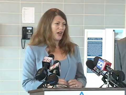 Capital Region Water Press Conference 7-8-14