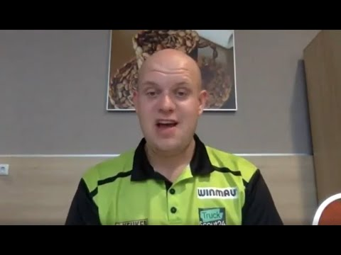 """Michael van Gerwen: """"If I play my own game, Glen will never beat me again"""" + changing darts & more"""