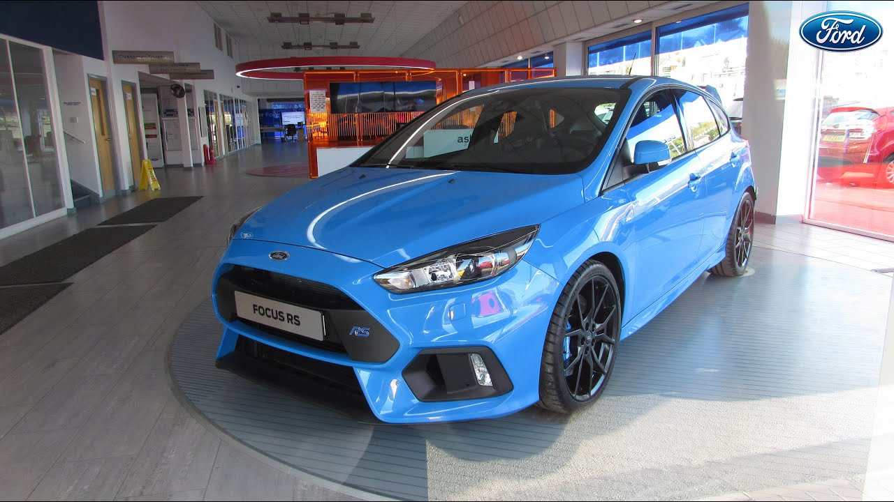 2016 ford focus rs and 2015 mustang gt 5 0 youtube. Black Bedroom Furniture Sets. Home Design Ideas