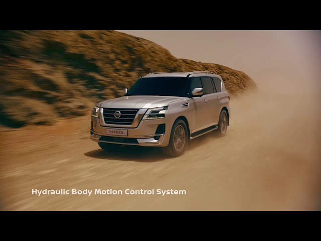 New Nissan Patrol 2020 - Conquer The Great Outdoors