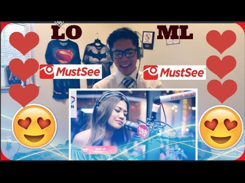 """Morissette Amon performs """"Rise Up"""" LIVE REACTION!!! (THE LOVE OF MY LIFE!!!!!)"""