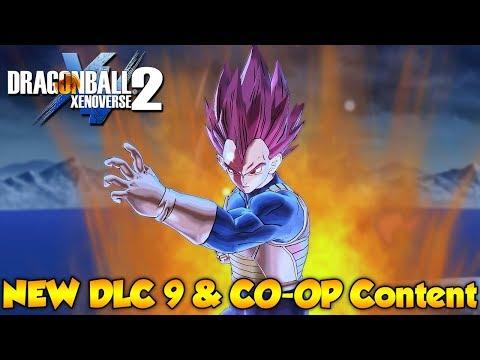 DLC 9 CONFIRMED! NEW CO-OP CONTENT! - Dragon Ball Xenoverse 2