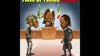 Twin Of Twins - Vybz Kartel Vs Mavado - Trial & Crosses - Stir It Up Vol 8 - Part 1