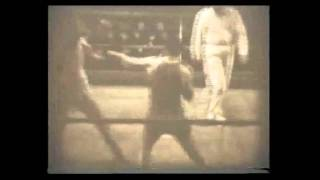 ИСТОРИЯ БОКСА.Georgia in dark form Sergo Davlianidze against S.Gotsul 1969