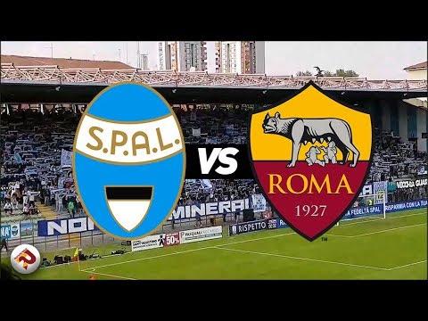 Spal - ROMA   Diretta LIVE (Serie A)