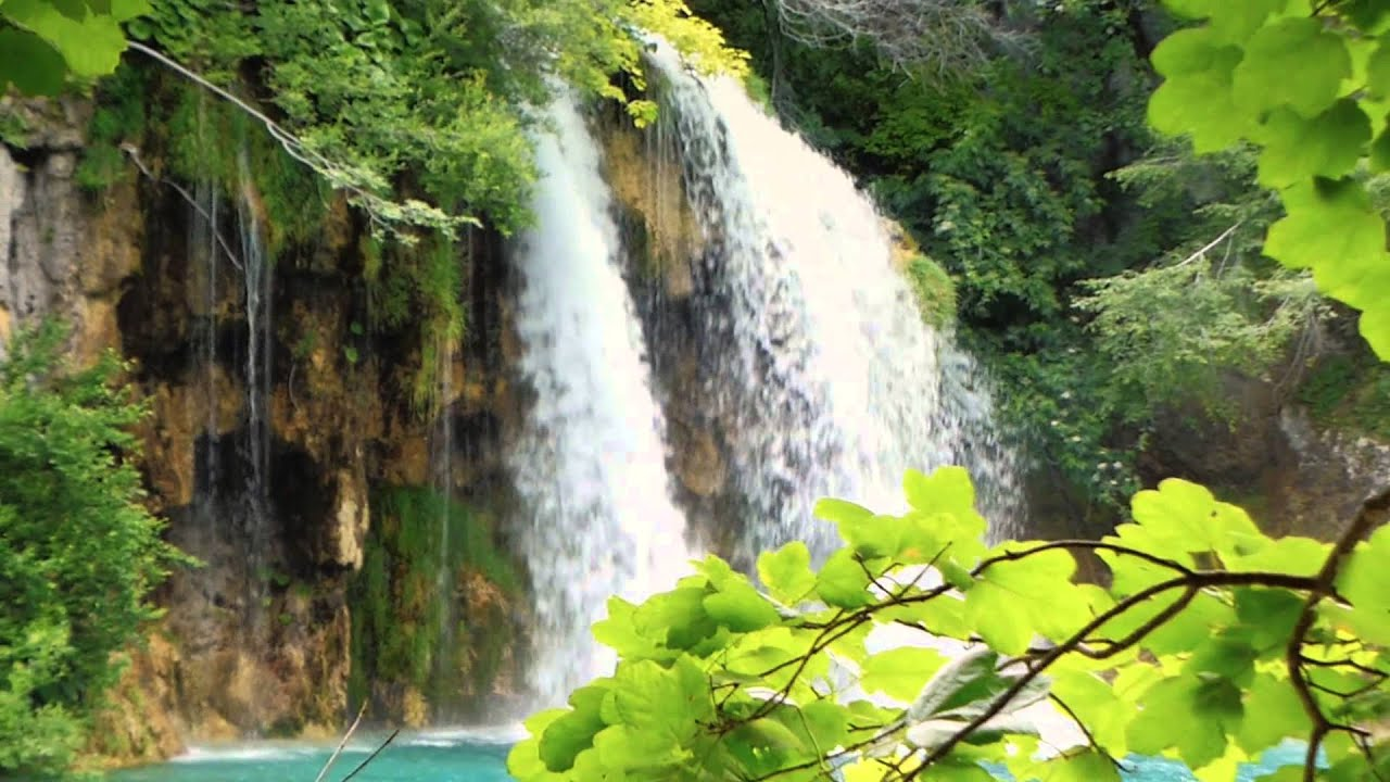 9854 fuerte ca da de agua natural efecto paisajes for Cascadas con piedras naturales
