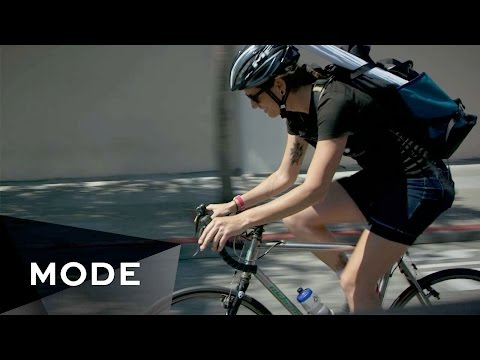 I'm a Bike Messenger | My Life ★ Mode.com