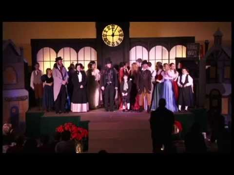 A Christmas Carol Presented by The Oaks Classical Academy