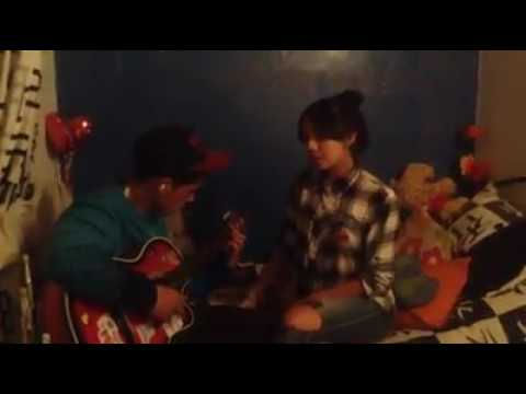 Download Reggaeton lento -CNCO ( cover ) jp and sara ballen